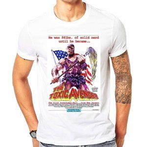 Other - The Toxic Avenger The first Superhuman Hero Tshirt
